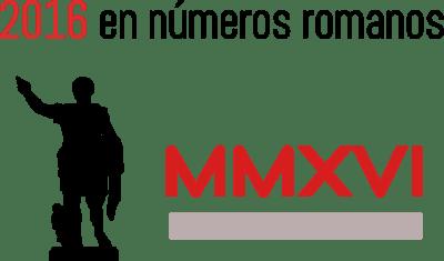 2016 en números romanos