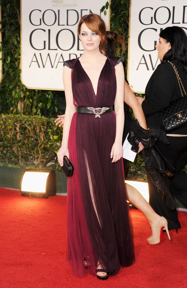 Golden Globes 2012 | Blog da Alice Ferraz
