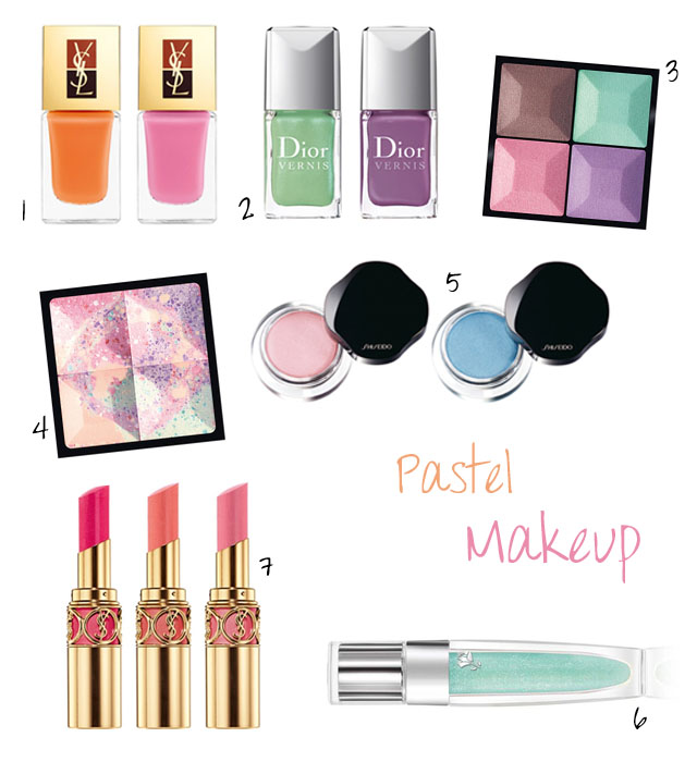 Pastel makeup | Blog da Alice Ferraz