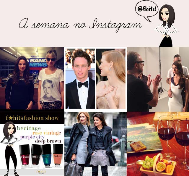 A semana no Instagram! | Blog da Alice Ferraz