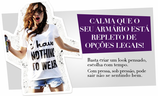 Truque do dia: Fashion Weekend | Blog da Alice Ferraz
