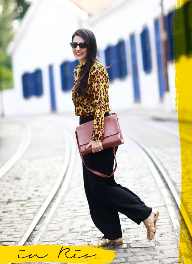 # Fashion Rio: Look do segundo dia! | Blog da Alice Ferraz