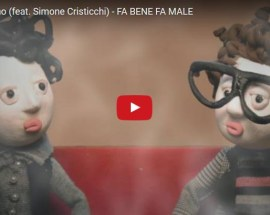 Luigi Mariano Simone Cristicchi: Fa bene fa male - Video