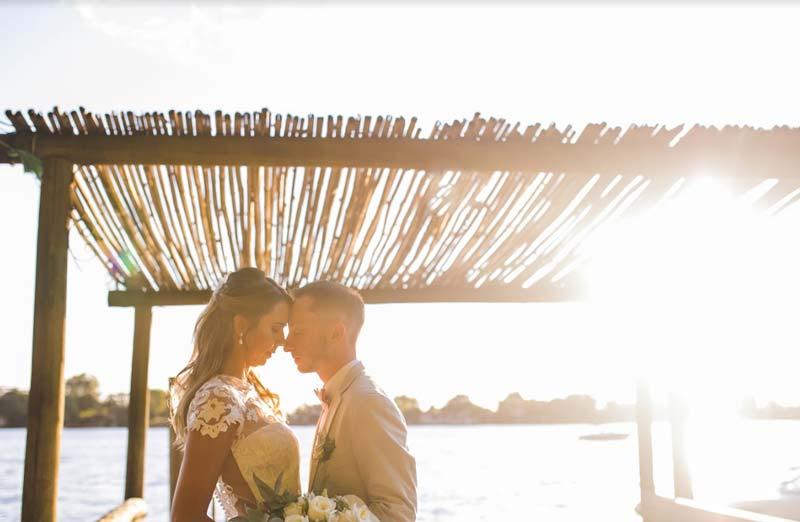 Casamento ao ar livre – Talita ♥ Diego