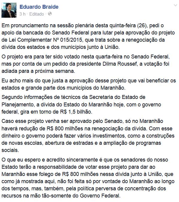 EduardoBraideface