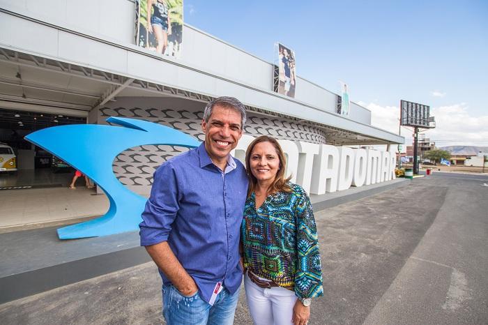 Arnaldo Xavier e Marta Ramos - Foto Juarez Ventura2