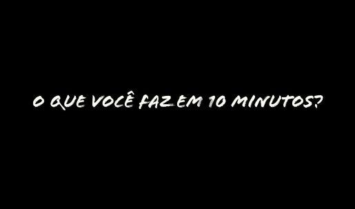 Campanha 10 minutos