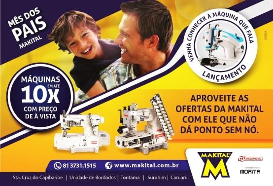 Makital - Mês dos pais