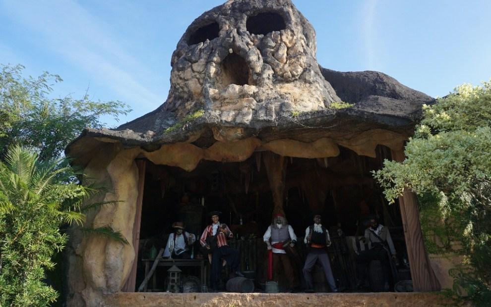 Ilha dos Piratas Beto Carreto World