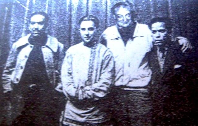 Madrid1937. Congreso de escritores anti-fascistas