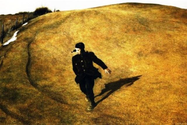 Andrew Wyeth  Winter