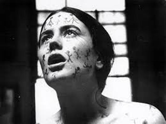 Fotograma de Sexperiencias, el film de J.M.Nunes
