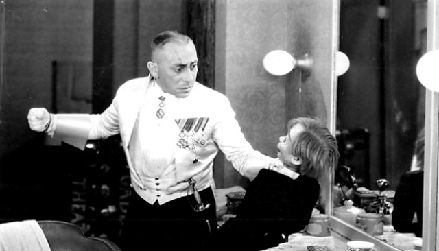 Erich von Stroheim THE GREAT GABBO.