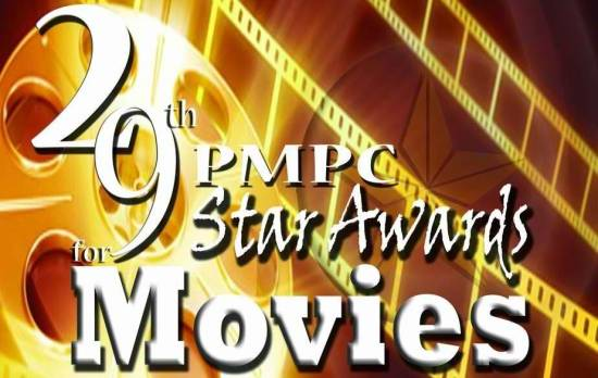29th PMPC Star Awards for Movies 2013 550x348 Complete List Of Winners For 29th PMPC Star Awards 2013 For Movies
