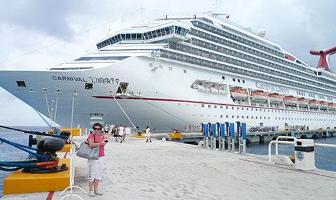 Carnival Cruise ship