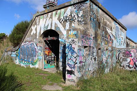 Fort Ballance Wellington