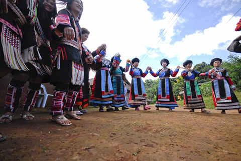 Muser hill tribe, Thailand