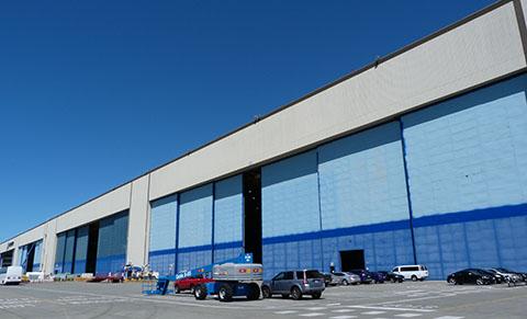 Boeing Factory Everett