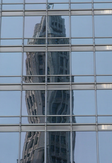 Chicago reflections 2