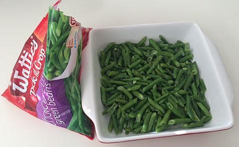 Thanksgiving green bean casserole