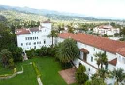Santa Barbara roof tops