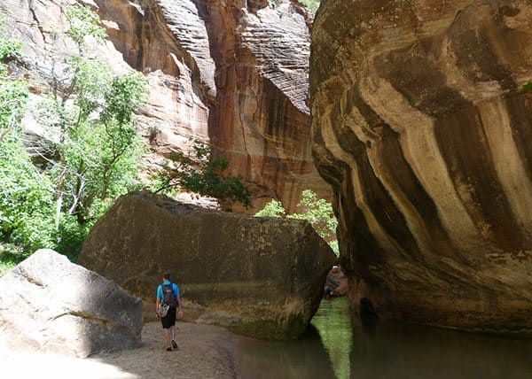 Narrows Zion Utah
