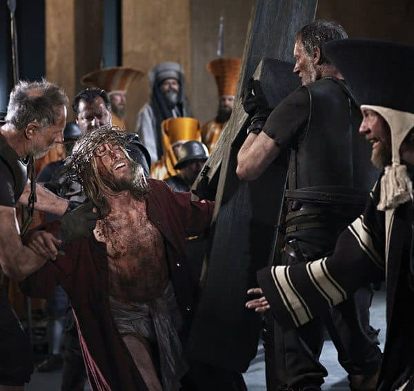 Oberammagau passion play