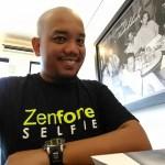 Blogger Borneo Selfie with ASUS Zenfone Selfie