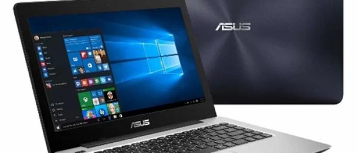 ASUS A456, Notebook Elegan dengan Intel Skylake dan USB Type C