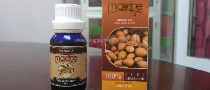 Madre Argan Oil, Minyak Herbal Ajaib Berkhasiat untuk Kulit