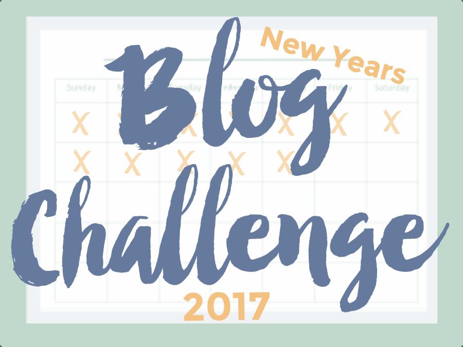 New Years 2017 Blog Challenge - bridging cultures through blogging