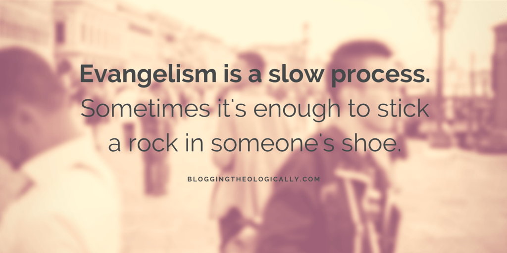 evangelism-slow-process