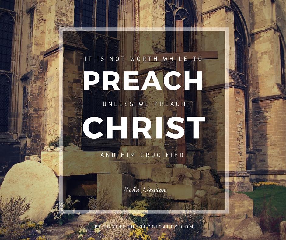 preach-christ