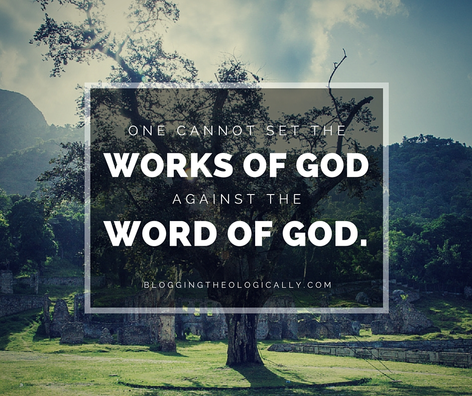works-word-god