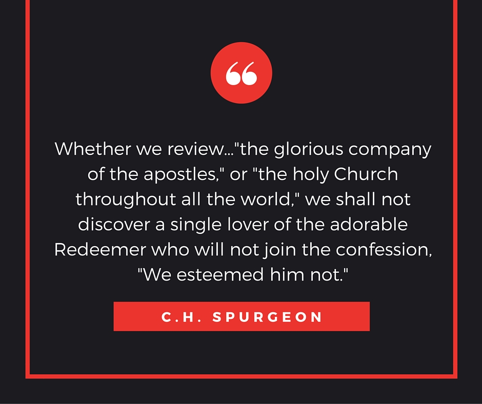 spurgeon-esteemed-not