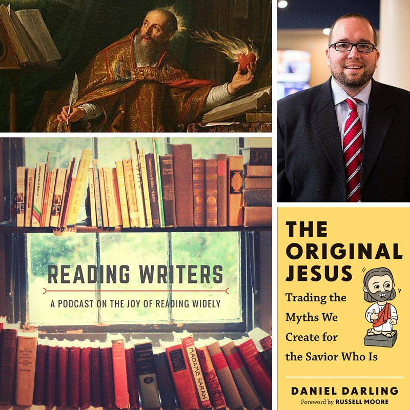 Dan Darling joins me on this week's episode of Reading Writers
