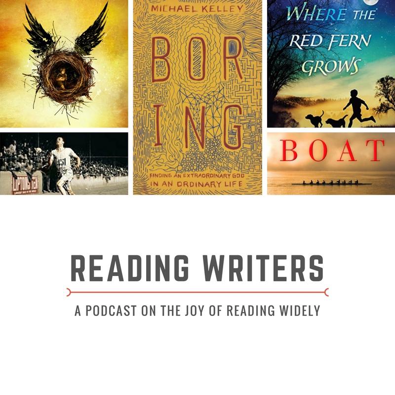 Reading Writers episode 20