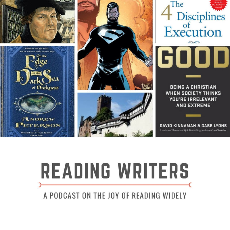 Reading Writers - Episode 17