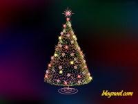 Sapin décoré - Résolution: 1600×1200 pixels