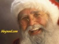 Père Noël en gros plan - Résolution: 1600×1200 pixels