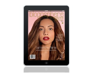 Samantha Maria Issue 7 - Blogosphere Magazine