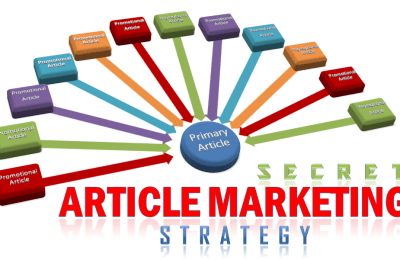 5 Killer Article Marketing Strategy