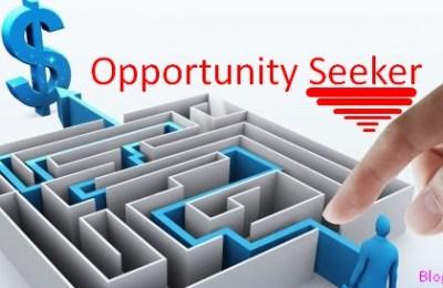 Opportunity Seeker