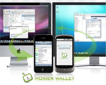 Moxier Wallet  Secure Password Manager