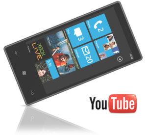 Youtube apps Windows Phone 7