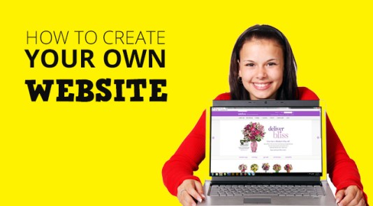 How To Create Your Own Website Beginners Guide