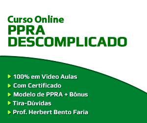 Curso Online PPRA Descomplicado
