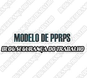 Modelo de PPRPS
