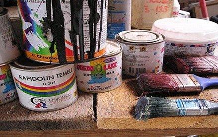 Segurança no Trabalho de Pintura