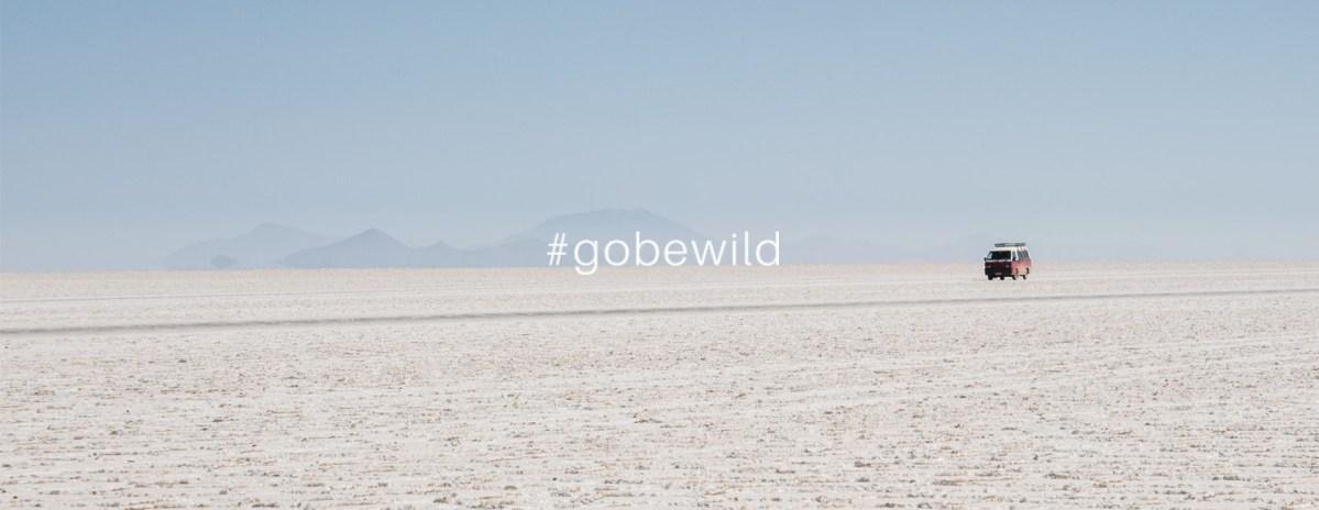 Fotografia e filtri: la prova dei prodotti GoBe realizzati da fotografi per fotografi #GoBeWild